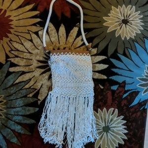 New! Fringe Mossimo Crossbody purse
